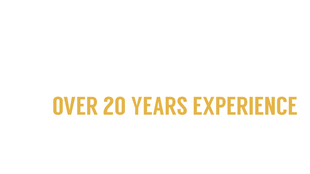 Achieve a home to be proud of. 20 years experience